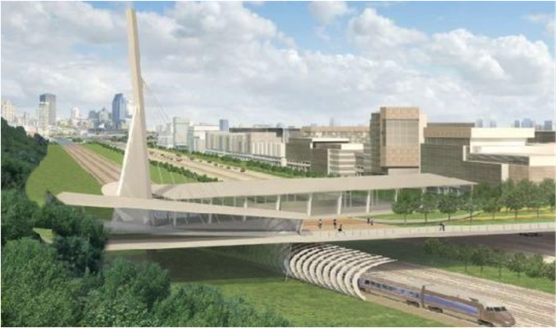 Yes to connecting neighbourhoods for pedestrians and cyclists in the Turcot project!